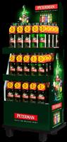 Afbeeldingen van Display 60 Peterman Graan 1 L + Bon 1,50 € 30° 60L