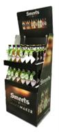 Afbeeldingen van Display Smeets (8 Chocolade, 12 Vanille, 8 Hazelnoot, 8 Meloen, 12 Crème Brulée) + Bon 0.75 € 17° 33.6L