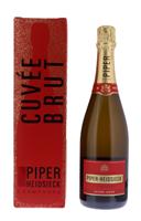 Afbeeldingen van Piper-Heidsieck Cuvée Brut + GBX EOY 12° 0.75L