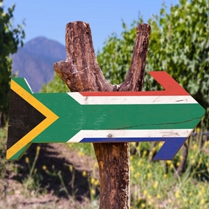 Image de la catégorie VIN D'AFRIQUE DU SUD