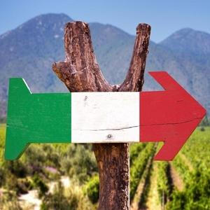 Image de la catégorie VIN D'ITALIE