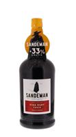 Afbeeldingen van Sandeman Porto Fine Ruby + 33 % Gratis 19.5° 1L
